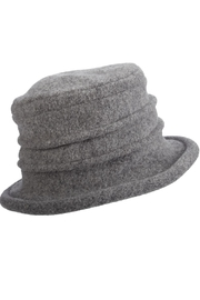 Edwardian Hats, Titanic Hats, Tea Party Hats Soft Wool Hat $34.00 AT vintagedancer.com
