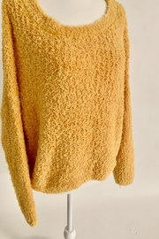 Miracle Soft Yellow Sweater - Product Mini Image