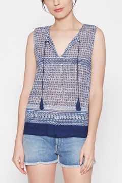 Shoptiques Product: Adralina Sleeveless Blouse