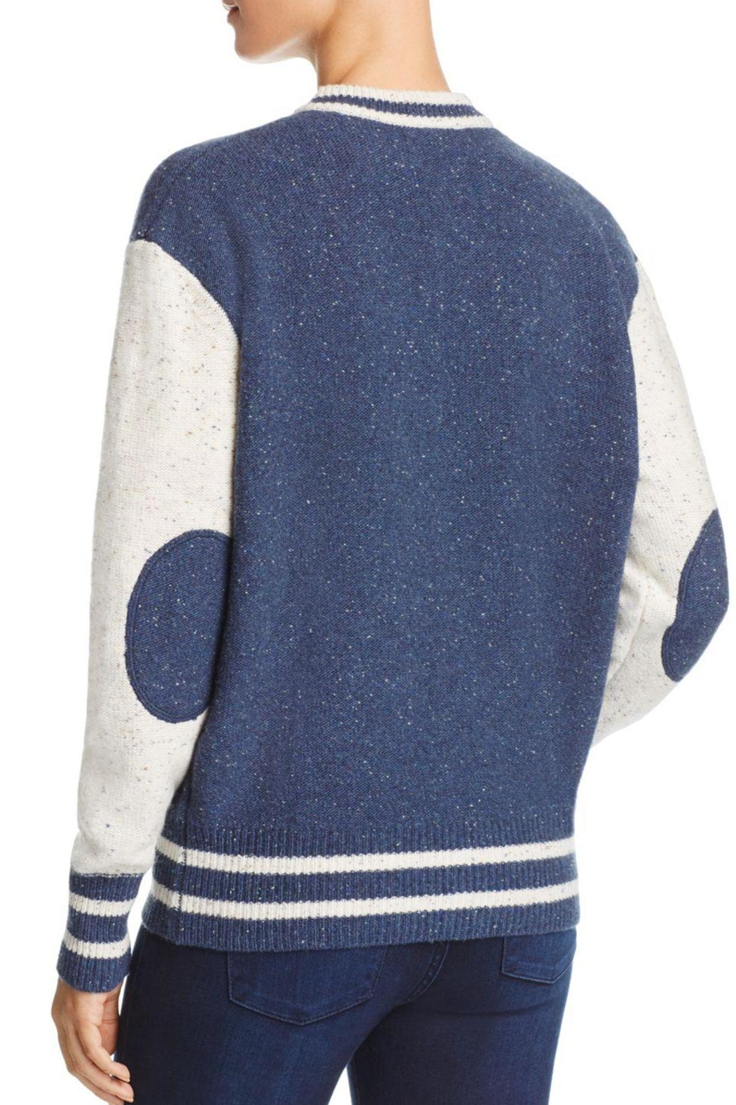 Joie Blakesly Varsity Sweater - Front Full Image
