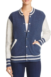 Joie Blakesly Varsity Sweater - Front cropped