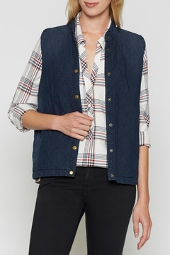 Soft Joie Keilah Chambray Vest - Product List Image