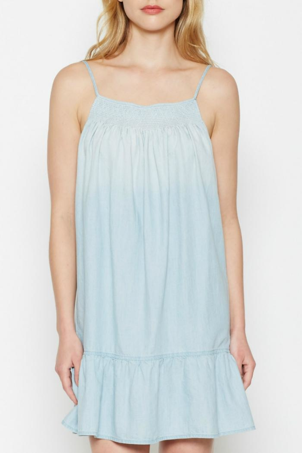 Joie Kunala Chambray Dress - Main Image