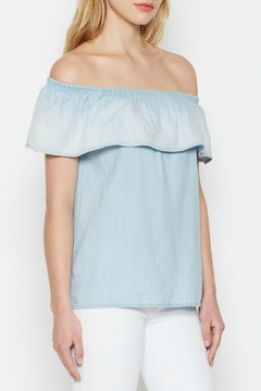 Shoptiques Product: Vilma Chambray Top