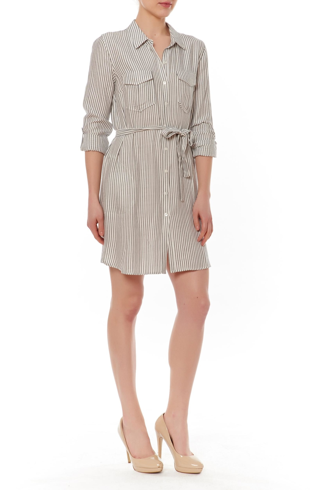 Soft Joie Wila B Dress - Front Cropped Image
