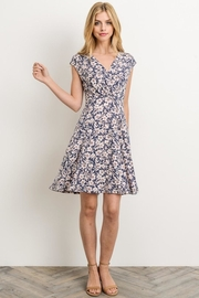 Gilli Softest-Ever Floral Dress - Product Mini Image