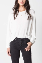 Stillwater Softest Pullover Knit Top - Front cropped