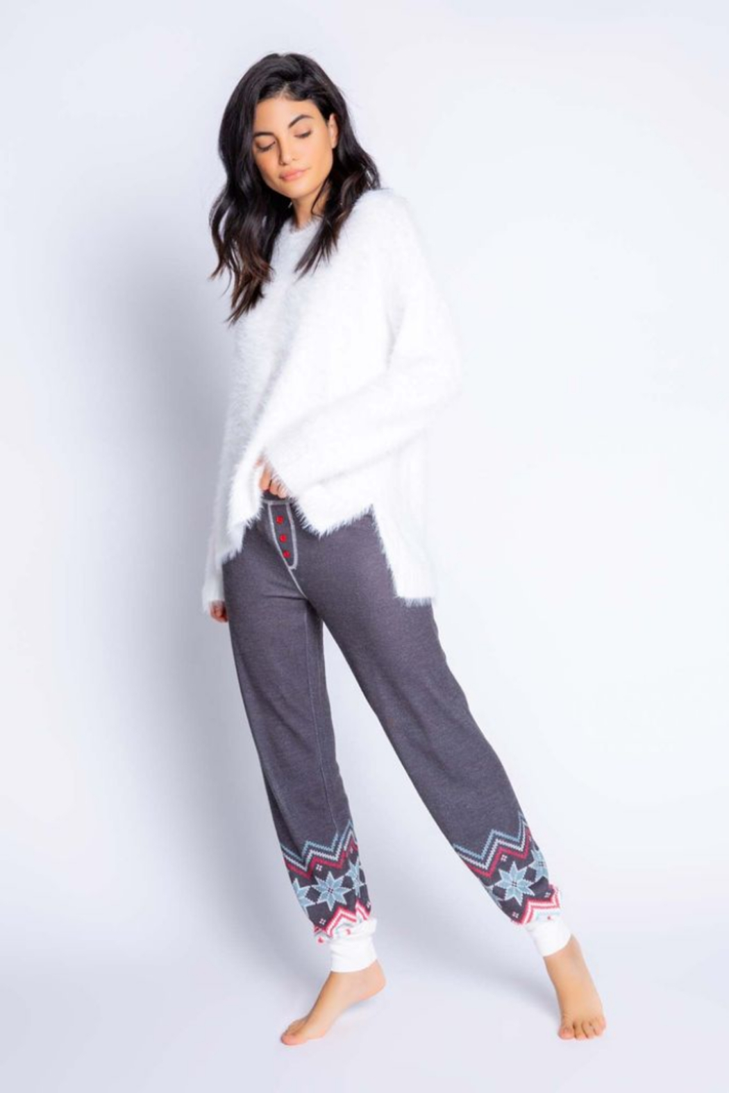 PJ Salvage  Softest Sweater - Front Full Image