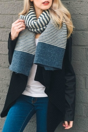 Pretty Little Things Softie Stripe Scarf - Product Mini Image
