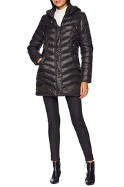Tribal Softshell Puffer Jacket - Product Mini Image