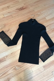 SOH Black Turtle Neck - Product Mini Image