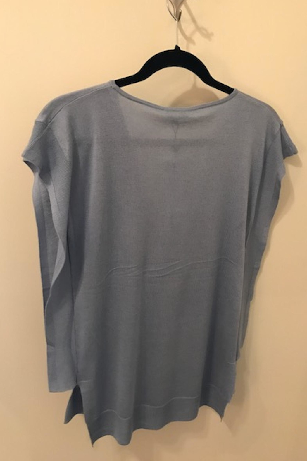 SOH Silk Cashmere Top - Front Full Image