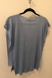 SOH Silk Cashmere Top - Front full body