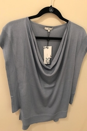 SOH Silk Cashmere Top - Front cropped