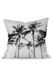 Soha Living Palm Trees Pillow - Front cropped