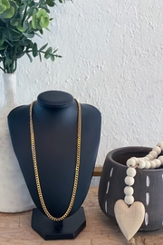 H&Y Soho Gold Chain Necklace - Other