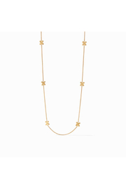 Julie Vos SoHo Station Necklace-Gold/40 Inches - Product Mini Image