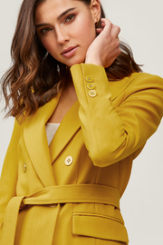 Soia & Kyo SOIA & KYO DOUBLE BREASTED JACKET - Side cropped
