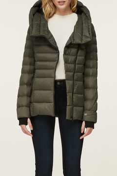 Soia & Kyo SOIA & KYO LIGHTWEIGHT DOWN COAT - Product List Image