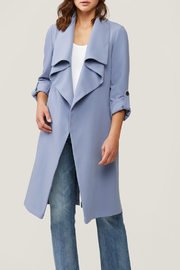 Soia & Kyo SOIA & KYO LIGHTWEIGHT OUTER JACKET - Front cropped