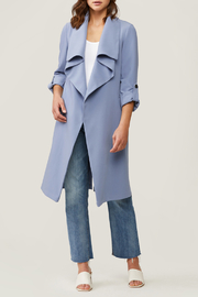 Soia & Kyo SOIA & KYO LIGHTWEIGHT OUTER JACKET - Front full body