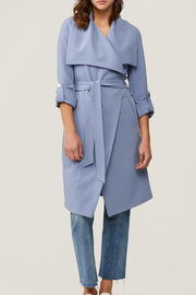 Soia & Kyo SOIA & KYO LIGHTWEIGHT OUTER JACKET - Side cropped