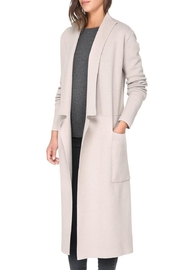 Soia & Kyo Annabelle Knit Coatigan - Back cropped