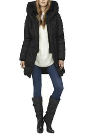 Soia & Kyo Asymmetrical Down Coat - Product Mini Image