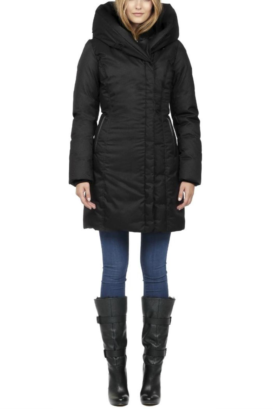 Soia & Kyo Asymmetrical Down Coat from Toronto by ...