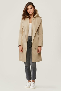 Soia & Kyo Athie Trench Coat - Product List Image