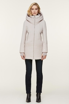 Soia & Kyo Avery Hooded Coat - Product List Image
