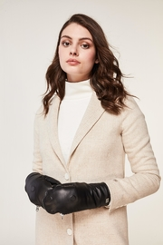 Soia & Kyo Betrice Leather Mittens - Product Mini Image