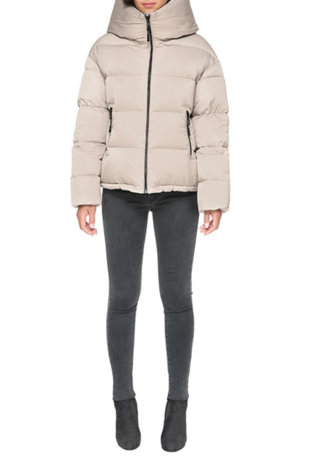Soia & Kyo Brittany Down Jacket - Main Image