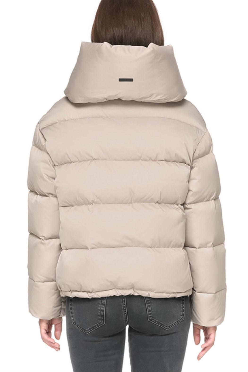 Soia & Kyo Brittany Down Jacket - Back Cropped Image