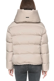Soia & Kyo Brittany Down Jacket - Back cropped
