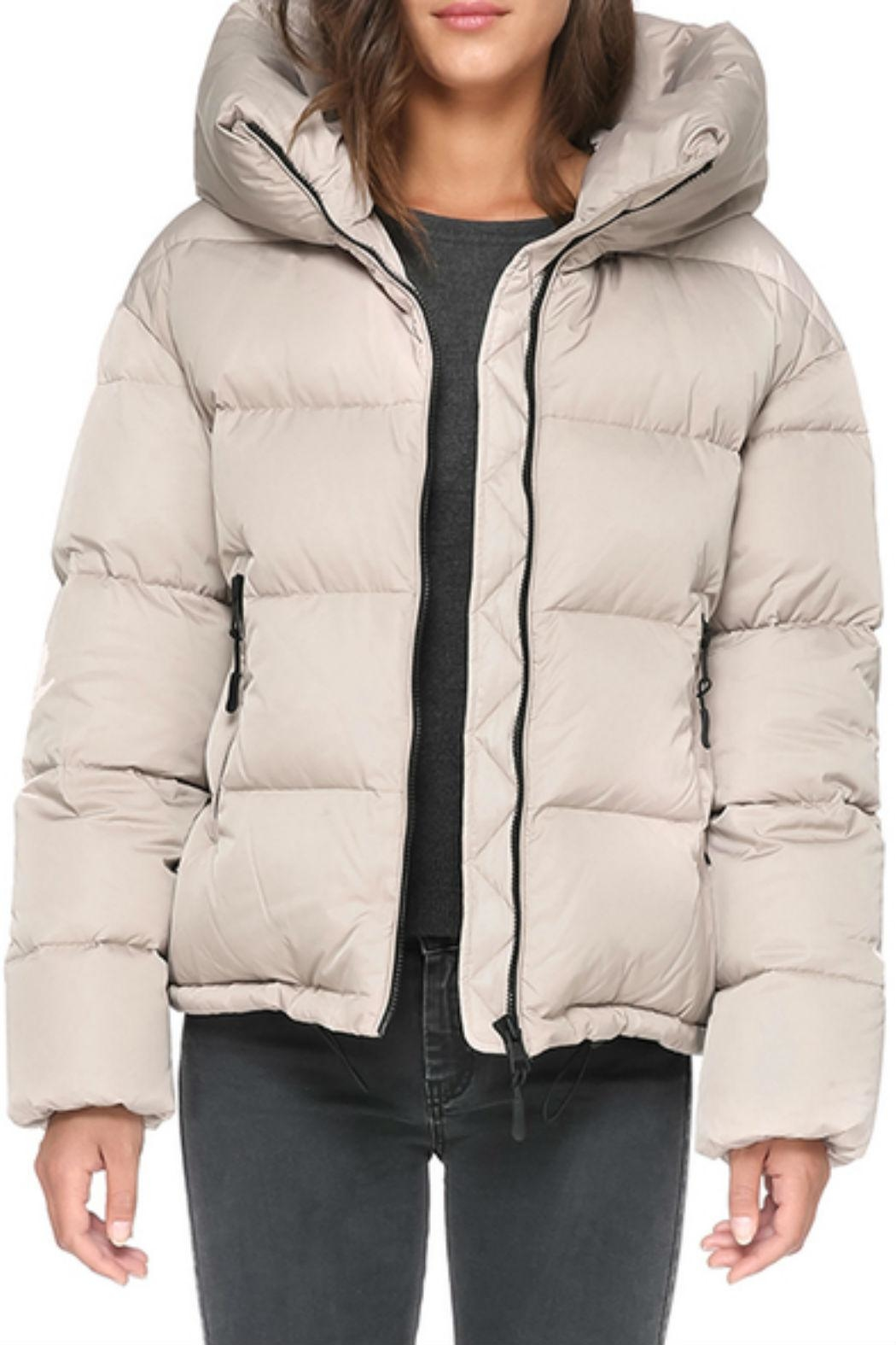 Soia & Kyo Brittany Down Jacket - Front Full Image