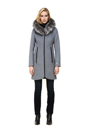 Soia & Kyo Charlena-Xn Slim-Fit Coat - Product Mini Image