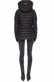 Soia & Kyo Charlise Light Down Jacket - Back cropped