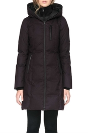 Soia & Kyo Chrissy Down Coat - Side cropped