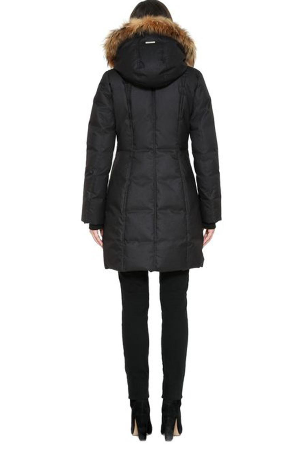 Soia & Kyo Chrissy Down Coat - Side Cropped Image