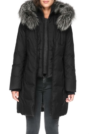 Soia & Kyo Chrissy-Fx Down Coat - Side cropped