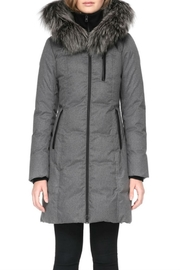Soia & Kyo Chrissy-Fx Down Coat - Front cropped