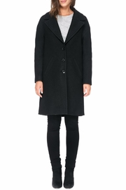 Soia & Kyo Christelle R Wool Coat - Back cropped