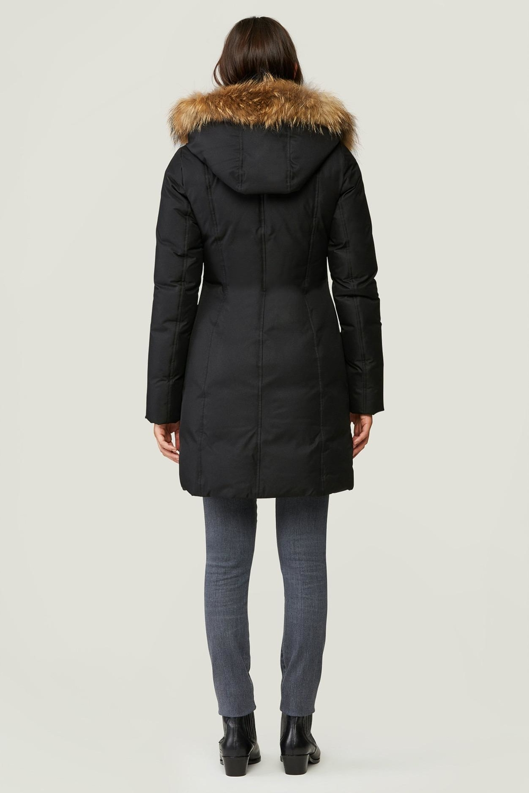 Soia & Kyo Christy Down Coat - Back Cropped Image