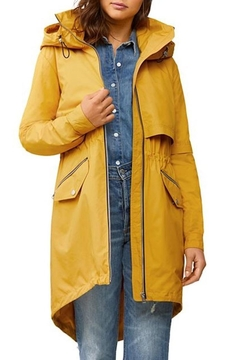 Soia & Kyo Desiree Raincoat - Alternate List Image