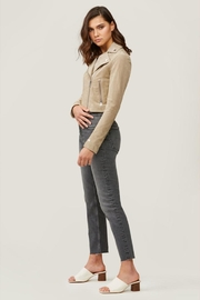 Soia & Kyo Elaine Suede Jacket - Side cropped