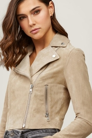 Soia & Kyo Elaine Suede Jacket - Other