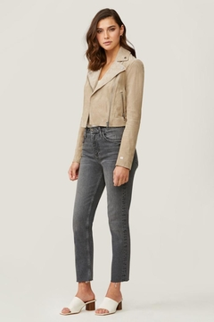 Soia & Kyo Elaine Suede Jacket - Alternate List Image