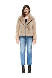 Soia & Kyo Emanuela Relaxed-Fit Jacket - Front full body