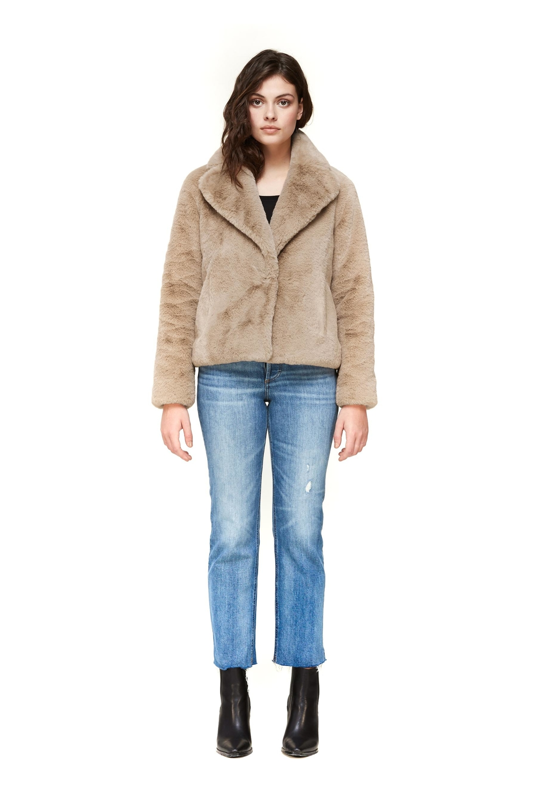 Soia & Kyo Emanuela Relaxed-Fit Jacket - Main Image